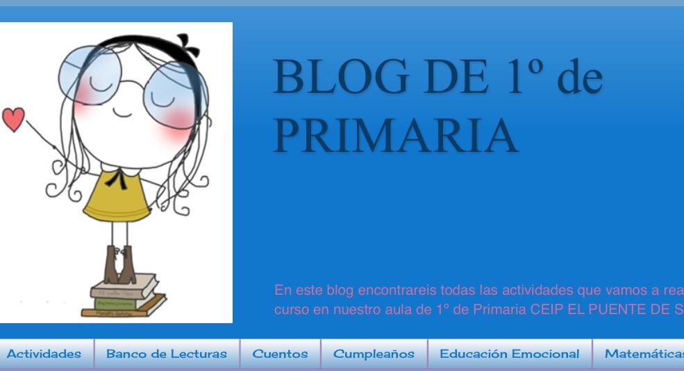 Blog Primero Primaria